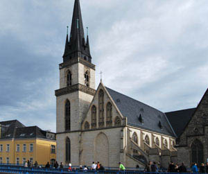 Kirche in Halle